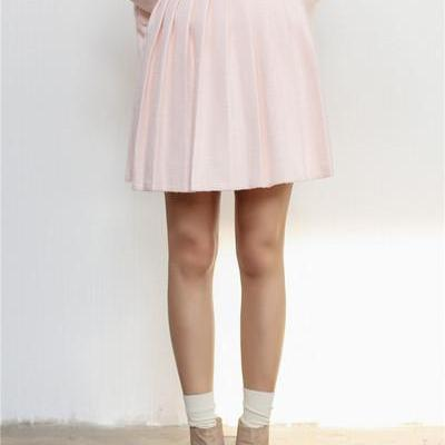 Fashion Hundred pleats dress