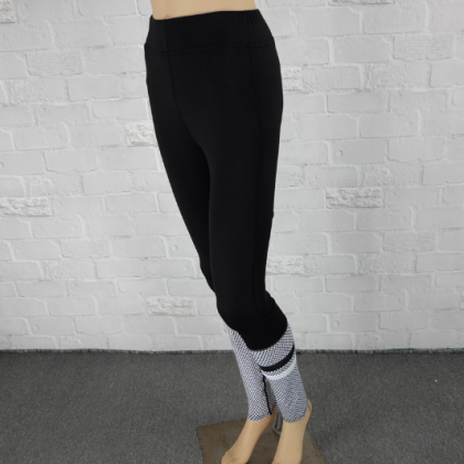 New stretch tight fitness pants spo..