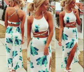 FRESH CUTE TWO PIECE..