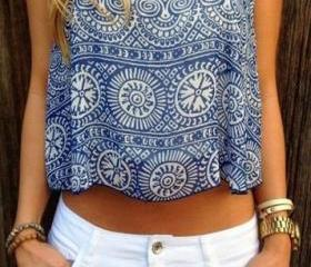 hot cute totem top