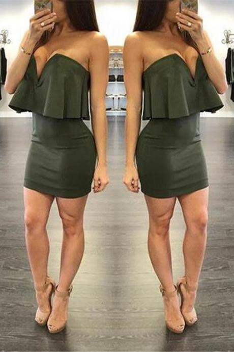 FASHION SHWO BODY DRESS