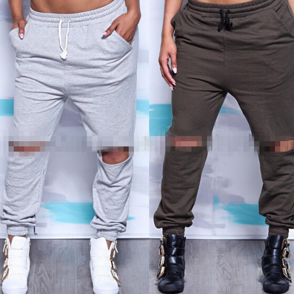Fashion hole feet pants stretch pants and shorts PANTS Fashion hole feet pants stretch pants and shorts PANTS FASHION HOLE FEET PANTS STRETCH PANTS AND SHORTS PANTS