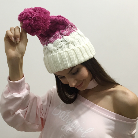 Warm hat women new